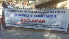 Residencia Los Frailes Leganes